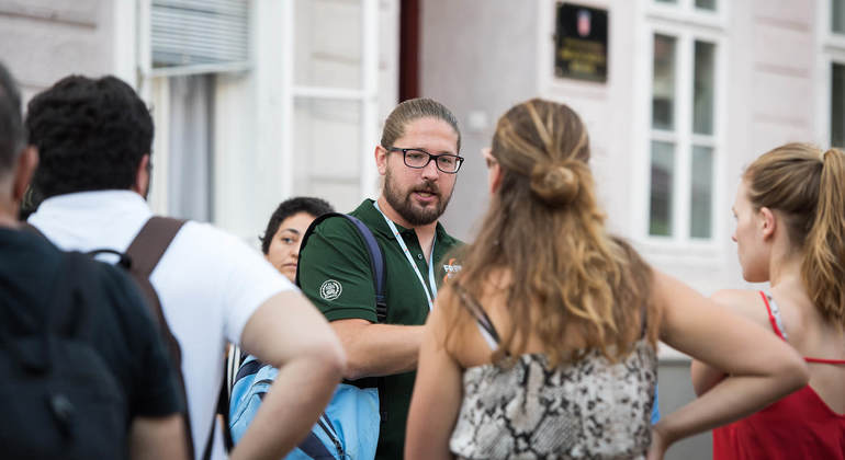 2-Hour Old Zagreb Private Walking Tour Provided by Free Spirit Tours