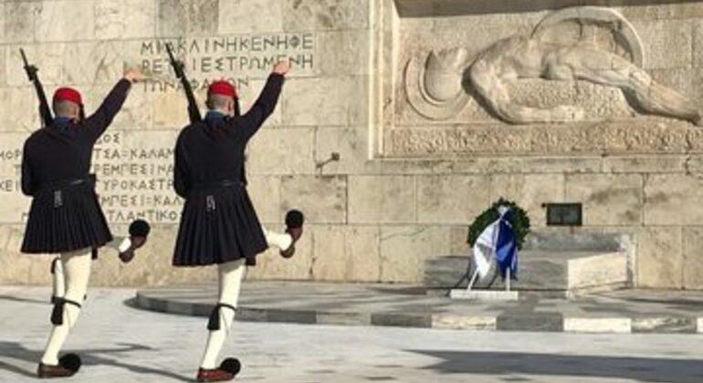 Dionisio Spanish Free Tour - Small Groups Greece — #6
