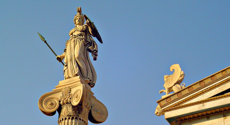 Dionisio Spanish Free Tour - Small Groups Greece — #10