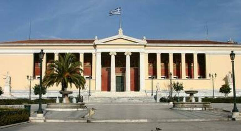 Dionisio Spanish Free Tour - Small Groups Greece — #11