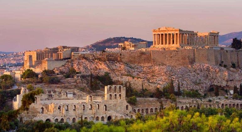 Dionisio Spanish Free Tour - Small Groups Greece — #15