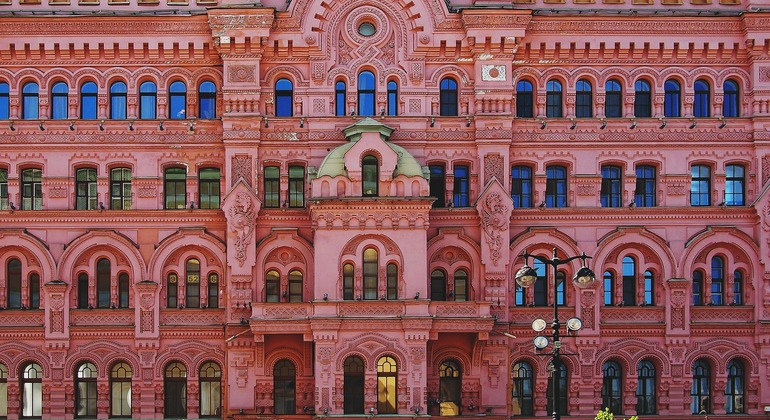 Must-sees St. Petersburg Free Walking Tour Provided by Alla Dobrohotova