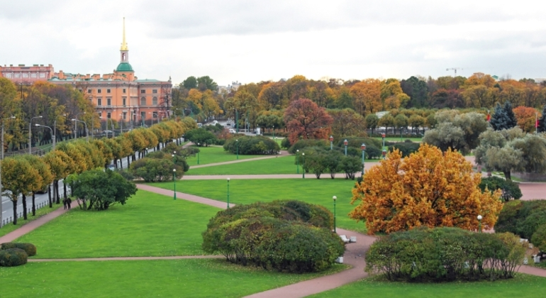 Must-Sees of St. Petersburg Free Walking Tour Provided by Alla Dobrohotova