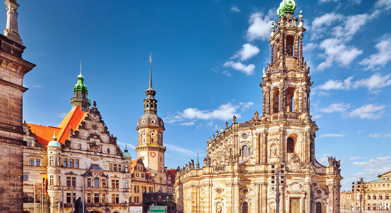 Free Tour in Spanish in Dresden Provided by Viadrina Tours