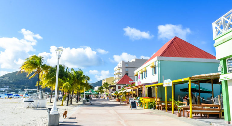 Philipsburg Walking Tour Netherlands Antilles — #2