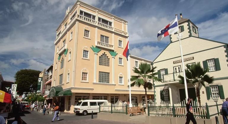 Philipsburg Walking Tour Netherlands Antilles — #3