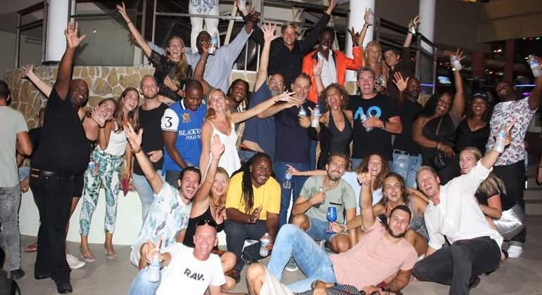 St Maarten Pub Crawl Netherlands Antilles — #2