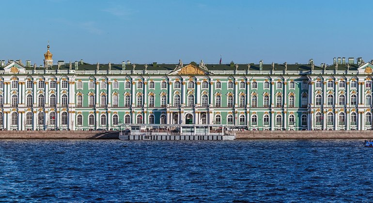 Hermitage Tour St Petersburg Provided by Alla Dobrohotova