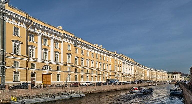 State Hermitage, General Staff Building Provided by Alla Dobrohotova