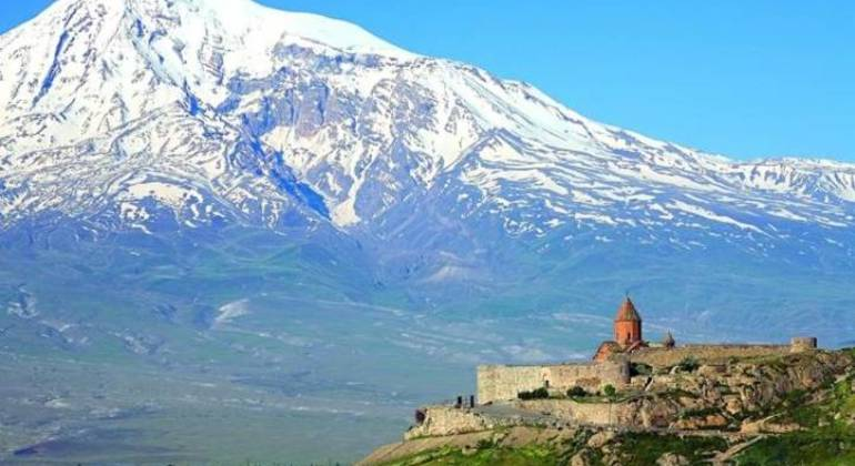 Private tour to Khor Virap from Yerevan Provided by Land of Noah
