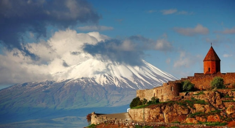 Main Christian Sights in Armenia Provided by Land of Noah