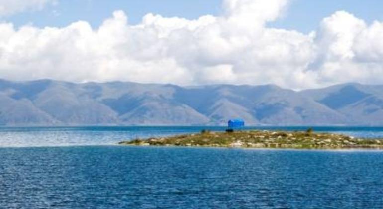 Ski Resort Tsaghkadzor and Blue Pearl of Armenia Lake Sevan Provided by Land of Noah