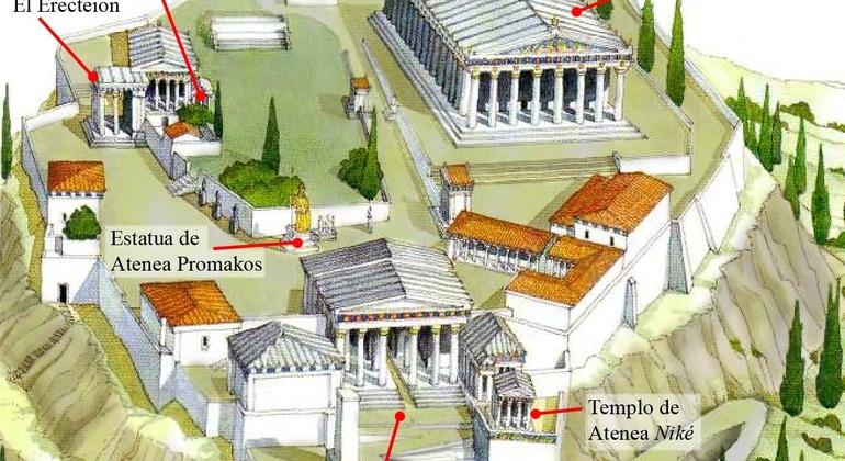 The City of Pallas Athena Greece — #2