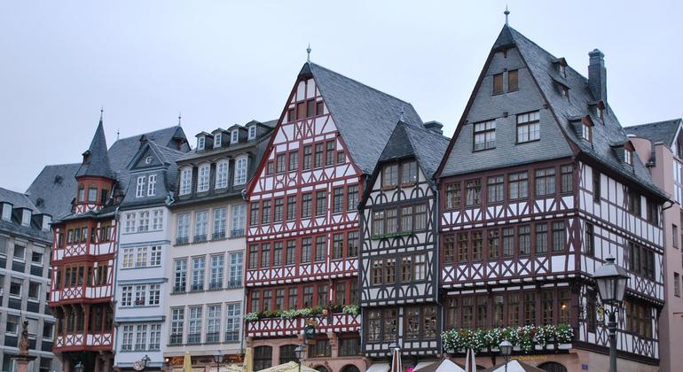 Feee Tour de Frankfurt: Centro Histórico Operado por Viva's Tour