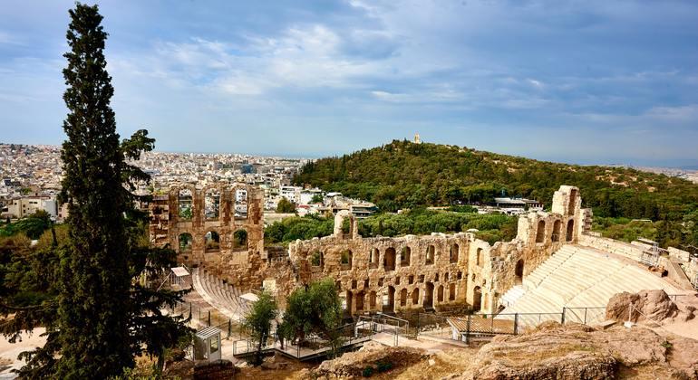 Free Tour General de Atenas Operado por Atenas Tour Gratis