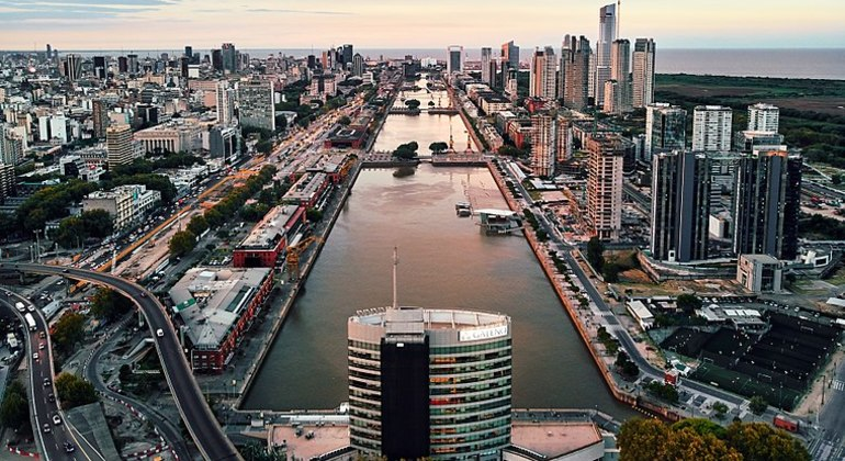 Discovering Puerto Madero the Youngest Neighborhood Argentina — #2