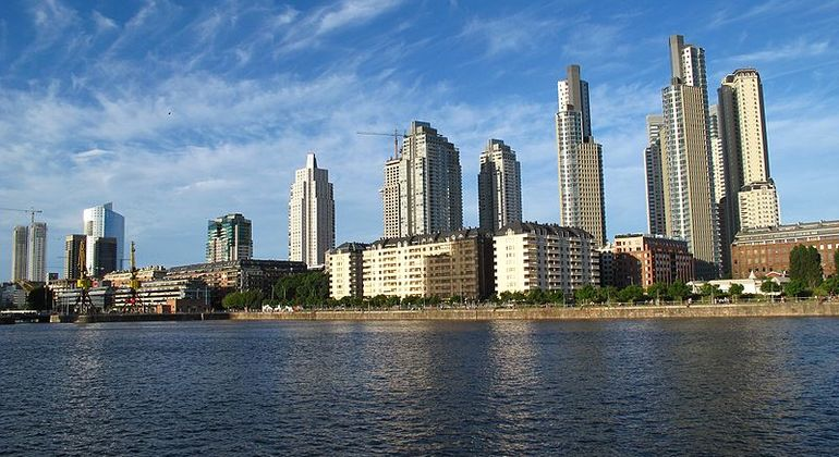 Discovering Puerto Madero the Youngest Neighborhood Argentina — #5
