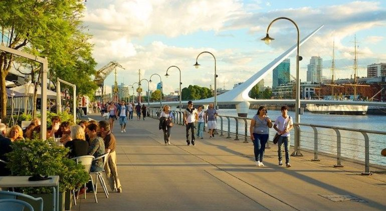 Discovering Puerto Madero the Youngest Neighborhood Argentina — #4