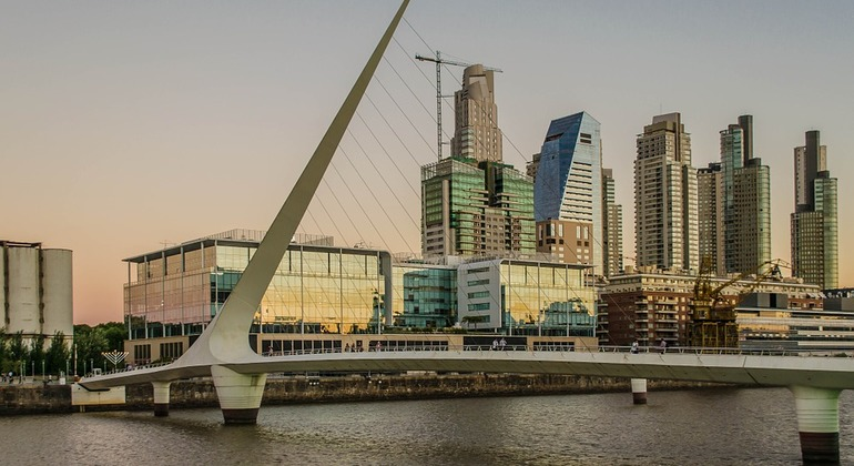 Discovering Puerto Madero the Youngest Neighborhood Provided by Julián Lambert