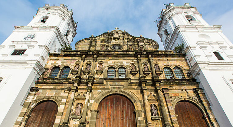Casco and Church Walking Tour Provided by Martin Davila