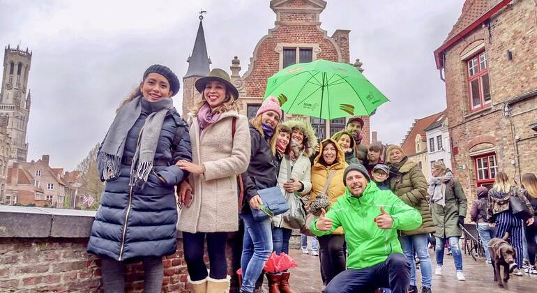 Bruges Free Tour Provided by Brujas Free Tour