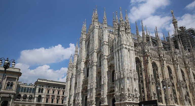 Classic Milano Tour Provided by Carla