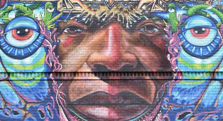 Mainz - Wiesbaden Free Street Art Tour Germany — #8