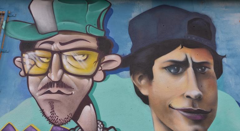 Mainz - Wiesbaden Free Street Art Tour Germany — #10