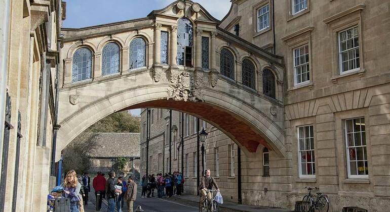 Historia del Casco Antiguo y Universidad de Oxford Operado por Travelviajero
