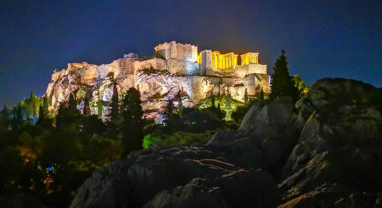The Magic of Athens at night in Spanish Greece — #3