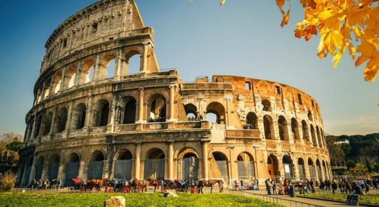 The Colosseum, Roman Forum and the Palatine Hill Tour Operado por Miguel