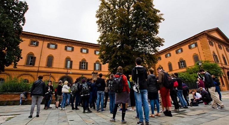 Reggio Emilia City Center Tour Italy — #3