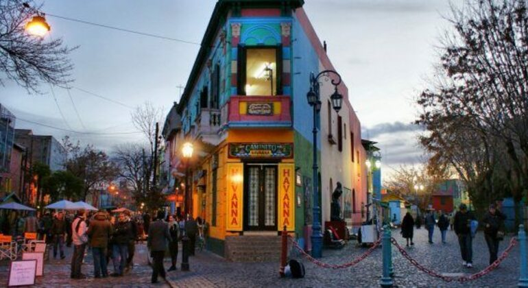 The Colors of La Boca Argentina — #6