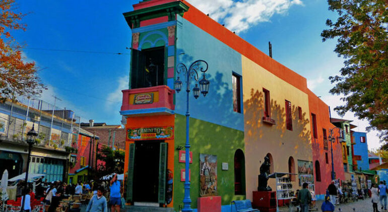 The Colors of La Boca Argentina — #1