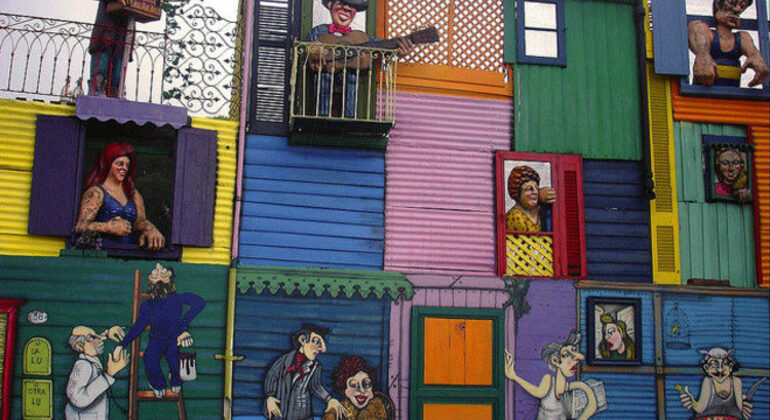 The Colors of La Boca Argentina — #5