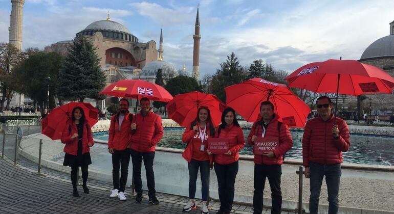 Free Tour in Istanbul Turkey — #1