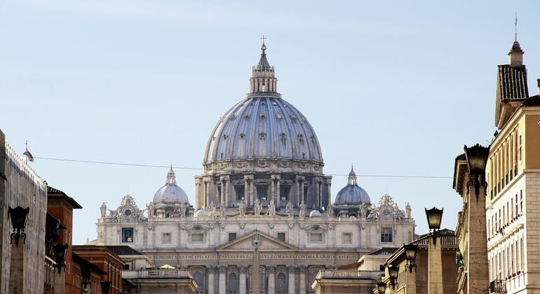 Exclusive St. Peter's Basilica And Vatican Mosaic Studio Provided by Paola