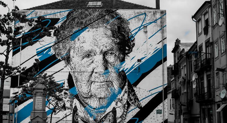 Street Art Tour Provided by Susana Morais