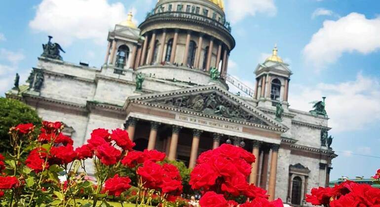 Free Tour to St. Isaac's Cathedral and Sightseeing Tour Provided by Tatiana