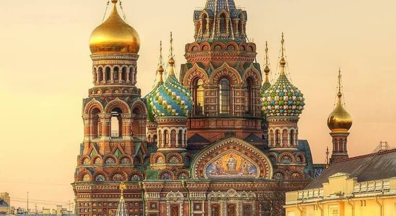 Free Tour to the Spilled Blood Church and Sightseeing Tour Provided by Tatiana