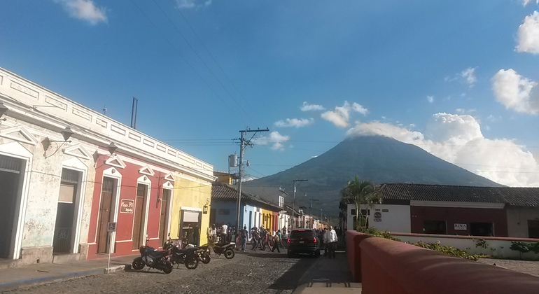 Museums Route  Antigua Guatemala Provided by  Klaudia G.