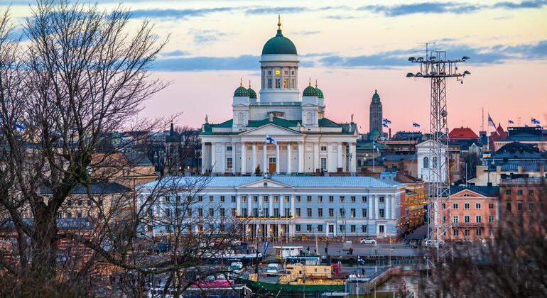 Free Tour in Helsinki Provided by Adriana Galbiatti Minhoto
