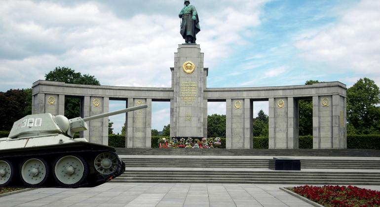 Berlín Monumental Germany — #1