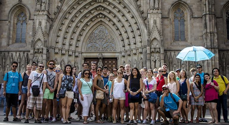 Free Tour of Barcelona Spain — #4