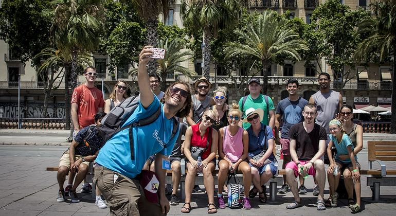 Free Tour of Barcelona Spain — #8