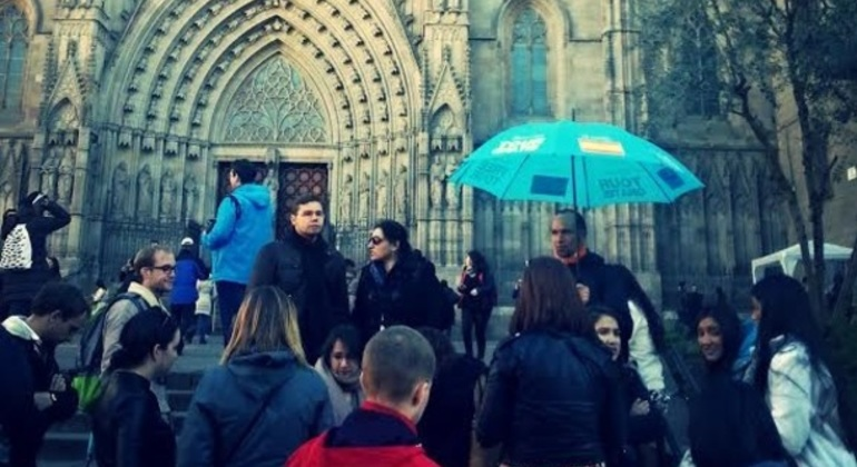Free Tour of Barcelona Spain — #16