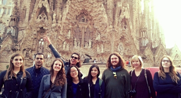 Free Tour of Barcelona Spain — #18