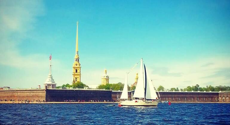 Free Tour to the Peter and Paul Fortress Provided by Tatiana