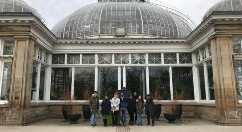 Downtown Walking Tour - Allan Gardens and Riverdale Farm Provided by Explore Toronto