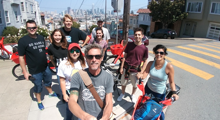 Free Ebike City Tour Provided by David Lewis